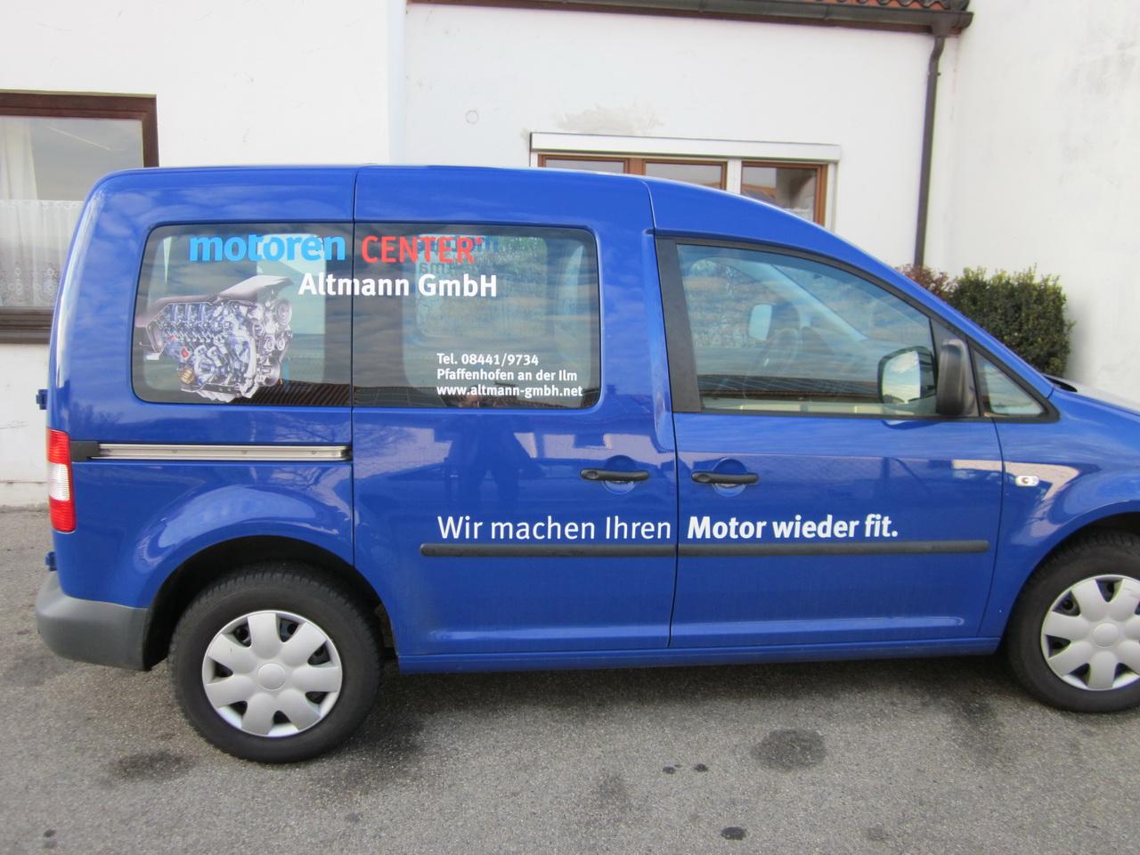 Altmann Zylinderschleiferei