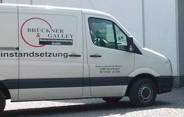 Brückner & Galley Werkstatt