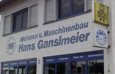 Hans Ganslmeier GmbH in Landshut