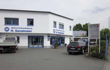 Hans Ganslmeier GmbH in Ingolstadt