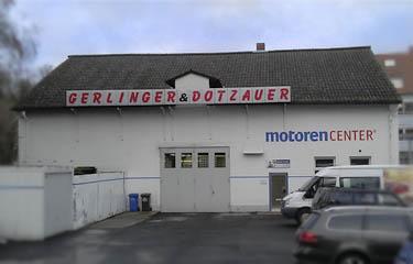 Gerlinger & Dotzauer Motoreninstandsetzung