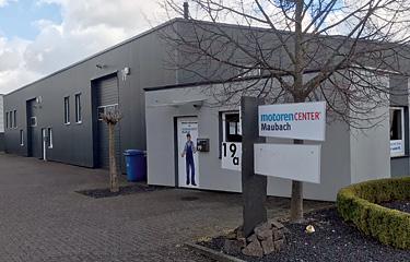 Motorentechnik Maubach Werkstatt