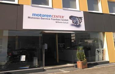 Motoren-Service Franken