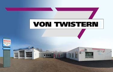 von Twistern Werkstatt Motoreninstandsetzung