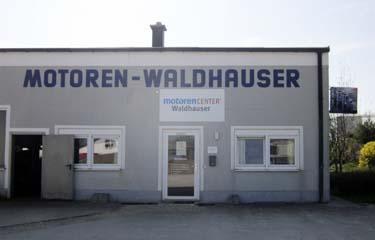 Motoren Waldhauser Werkstatt