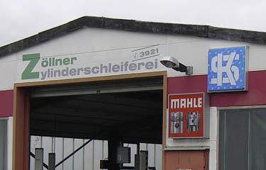Zöllner Zylinderschleiferei